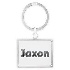 Jaxon Metal Landscape Keychain