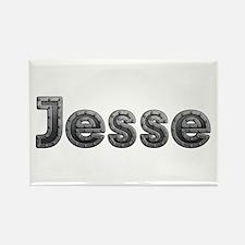 Jesse Metal Rectangle Magnet 100 Pack
