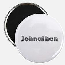 Johnathan Metal Round Magnet