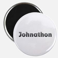 Johnathon Metal Round Magnet