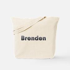 Brenden Metal Tote Bag