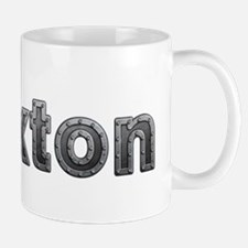 Braxton Metal Mugs