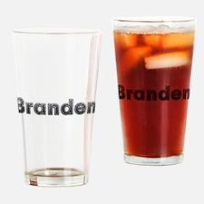Branden Metal Drinking Glass