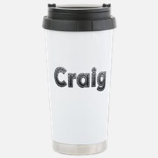 Craig Metal Stainless Steel Travel Mug
