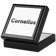 Cornelius Metal Keepsake Box