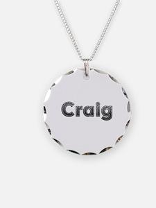 Craig Metal Necklace