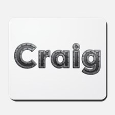 Craig Metal Mousepad