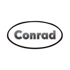 Conrad Metal Patch