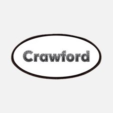 Crawford Metal Patch