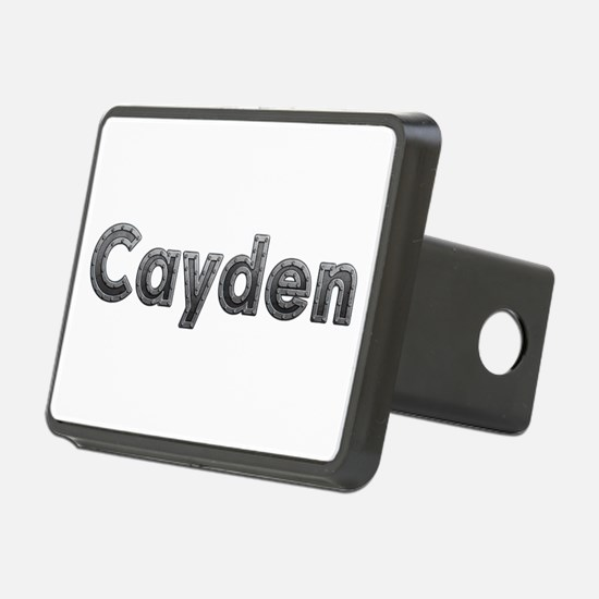 Cayden Metal Hitch Cover
