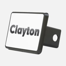 Clayton Metal Hitch Cover
