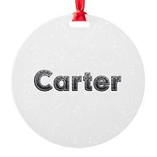 Carter Metal Ornament
