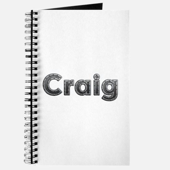 Craig Metal Journal