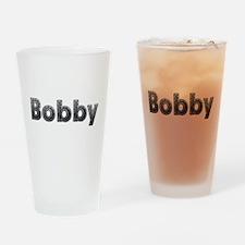 Bobby Metal Drinking Glass