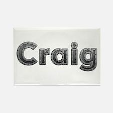 Craig Metal Rectangle Magnet 10 Pack