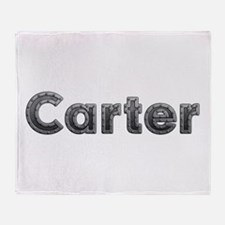 Carter Metal Throw Blanket