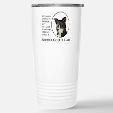 Border Collie Dad Travel Mug