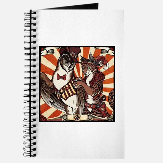 Owl & Pussycat Journal
