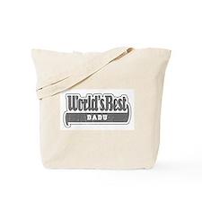 WB Grandpa [Bengali] Tote Bag