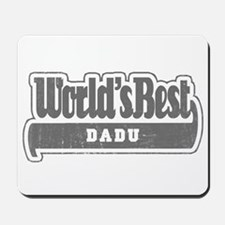 WB Grandpa [Bengali] Mousepad