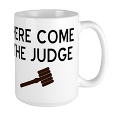 The Judge Mugs