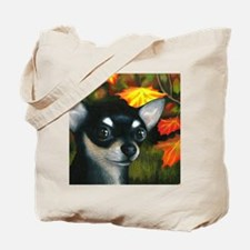 Dog 101 Chihuahua Tote Bag