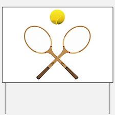 Sports - Tennis - No Txt Yard Sign