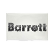 Barrett Metal Rectangle Magnet
