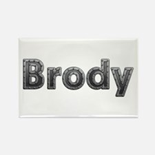 Brody Metal Rectangle Magnet