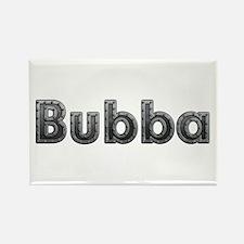 Bubba Metal Rectangle Magnet