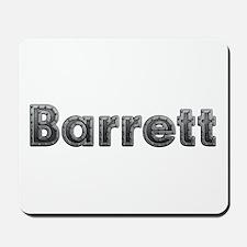 Barrett Metal Mousepad