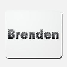 Brenden Metal Mousepad