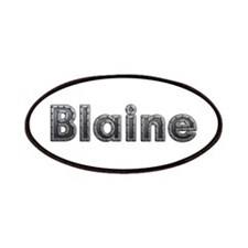 Blaine Metal Patch