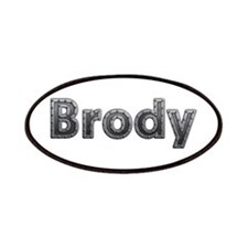 Brody Metal Patch
