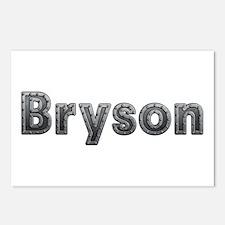 Bryson Metal Postcards 8 Pack