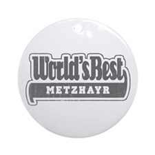 WB Grandpa [Armenian] Ornament (Round)