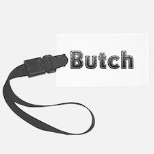 Butch Metal Luggage Tag