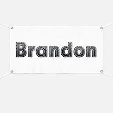 Brandon Metal Banner