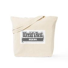 WB Grandpa [Arabic] Tote Bag