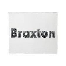 Braxton Metal Throw Blanket