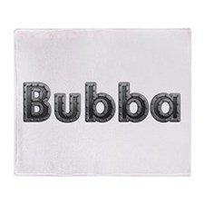 Bubba Metal Throw Blanket