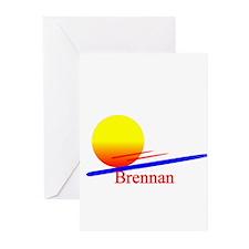 Brennan Greeting Cards (Pk of 10)