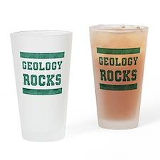 Geology Rocks! Drinking Glass