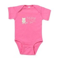 Owl Always Love You Baby Bodysuit