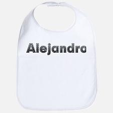 Alejandro Metal Bib