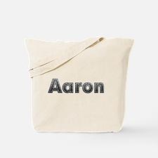 Aaron Metal Tote Bag