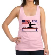 USA Gymnastics Racerback Tank Top