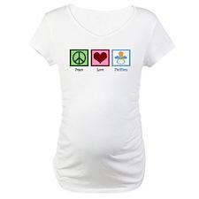 Peace Love Pacifiers Shirt