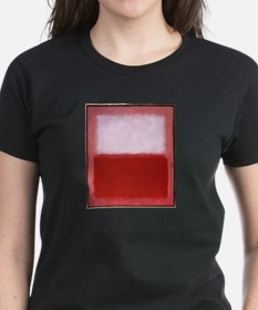 ROTHKO RED AND WHITE Tee