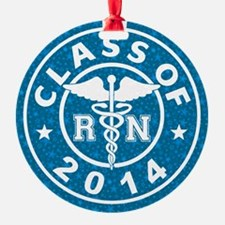 Class Of 2014 Rn Ornament